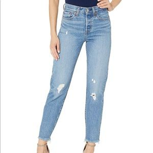 NWT Levi's Wedgie Icon jeans